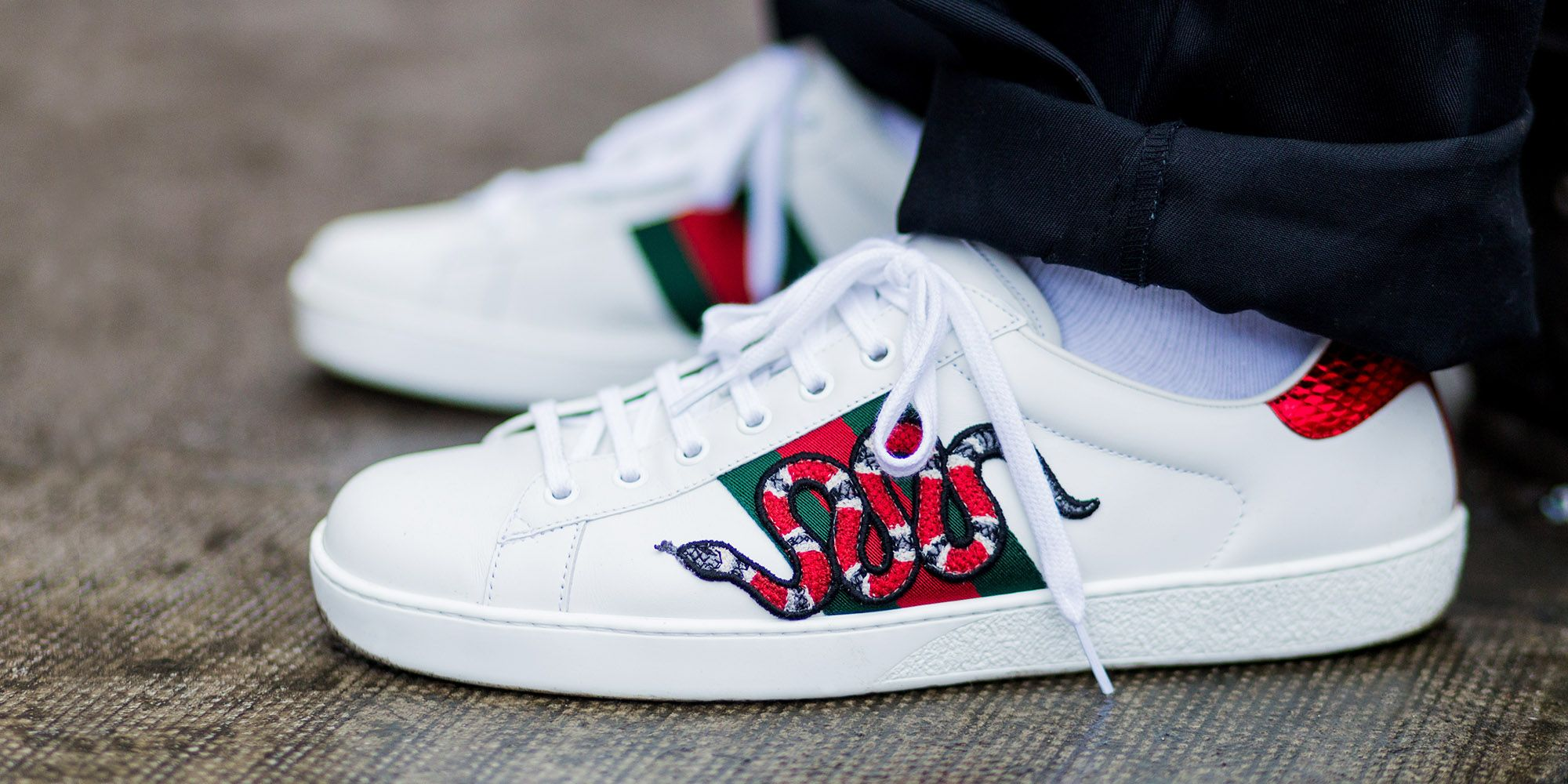 10 Best White Sneakers for Men in 2018