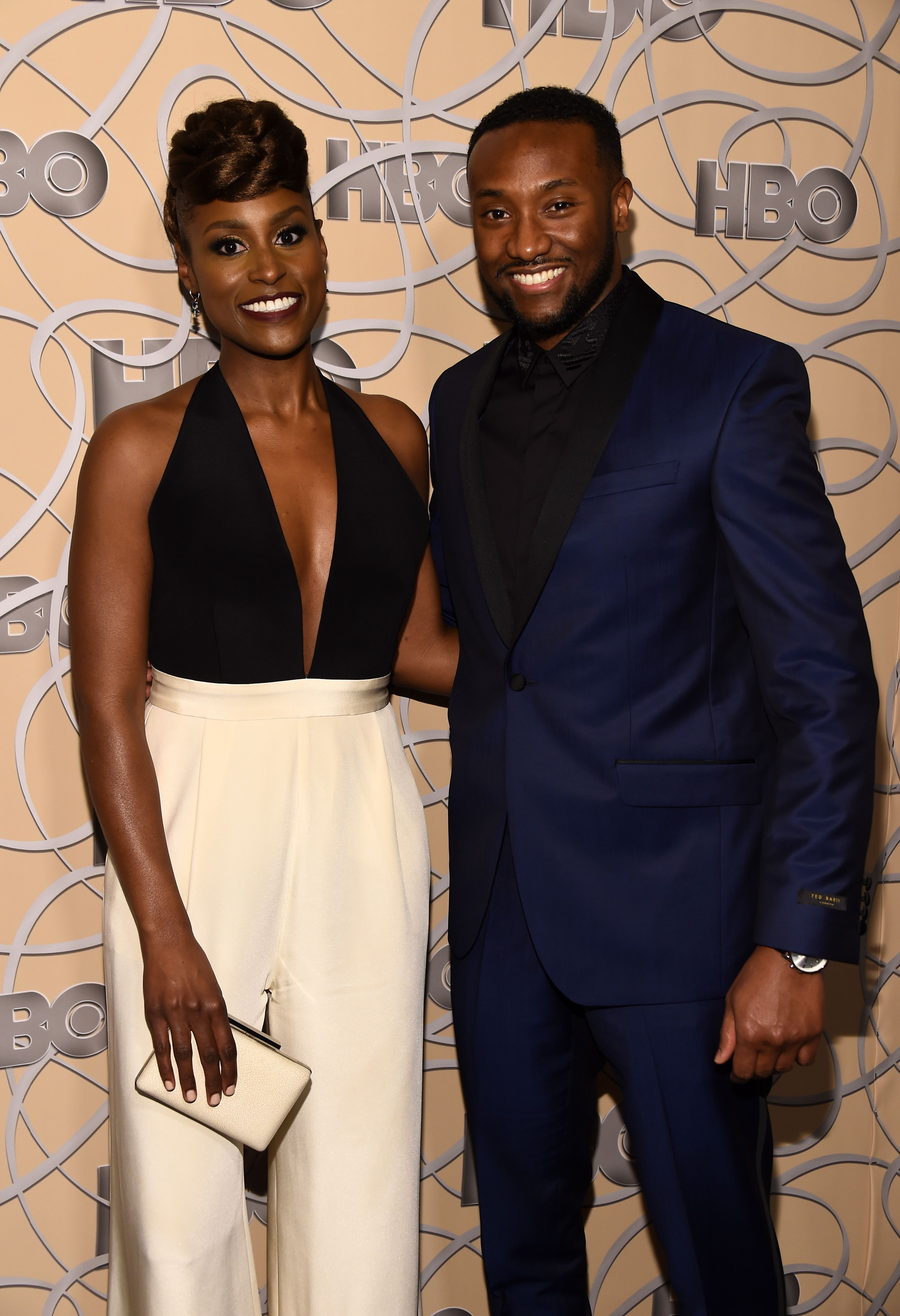Issa Rae and Her Fiancé Louis Diame's Relationship Is Top Secret and Peak Cute