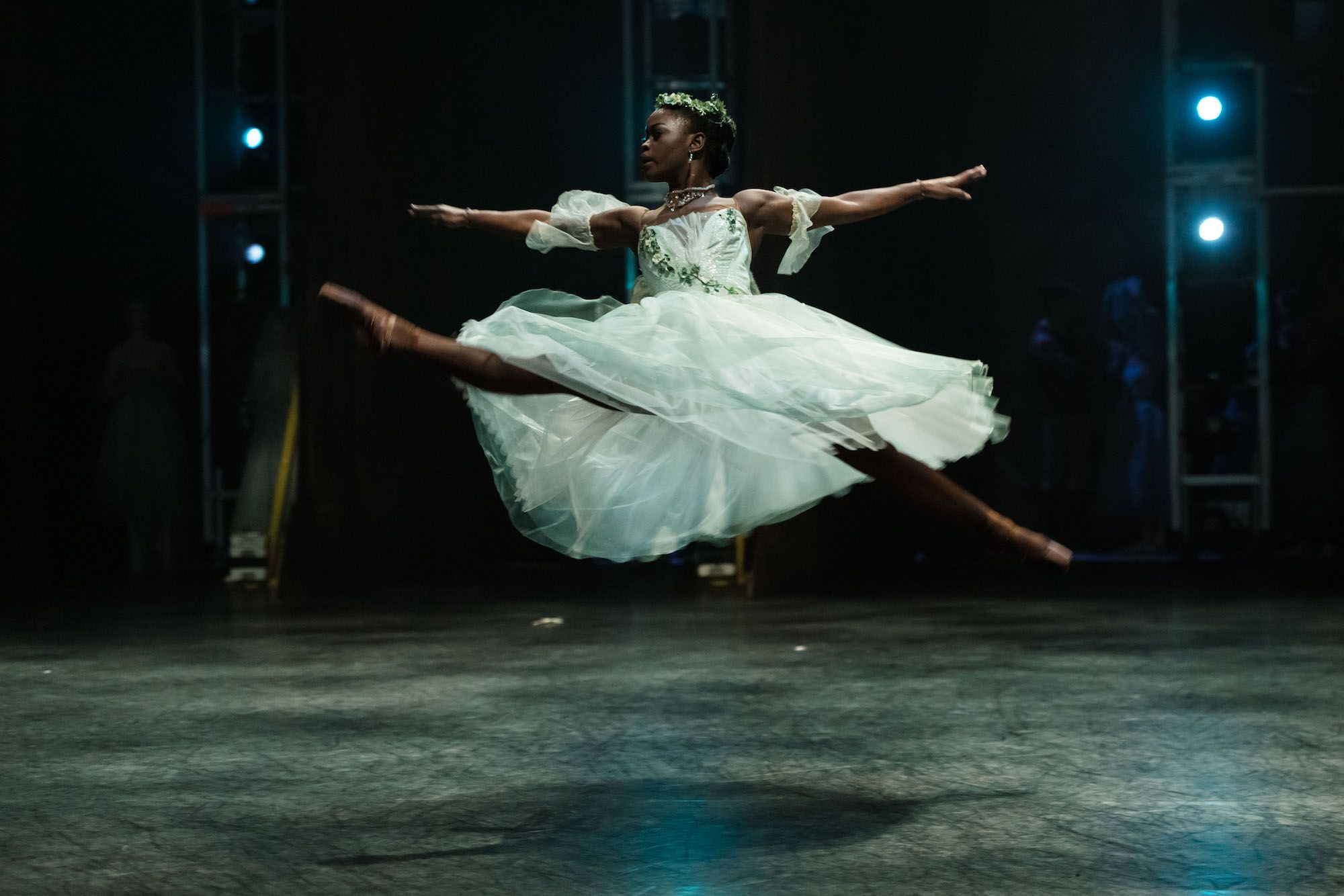 English National Ballet perform Giselle At The Coliseum