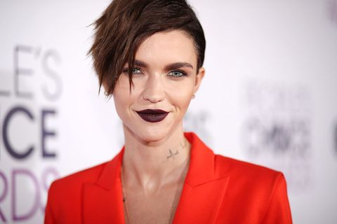 Ruby Rose To Play First Lesbian Superhero