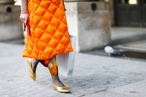 Street Style : Paris Fashion Week - Menswear Fall/Winter 2017/2018 : Day Two