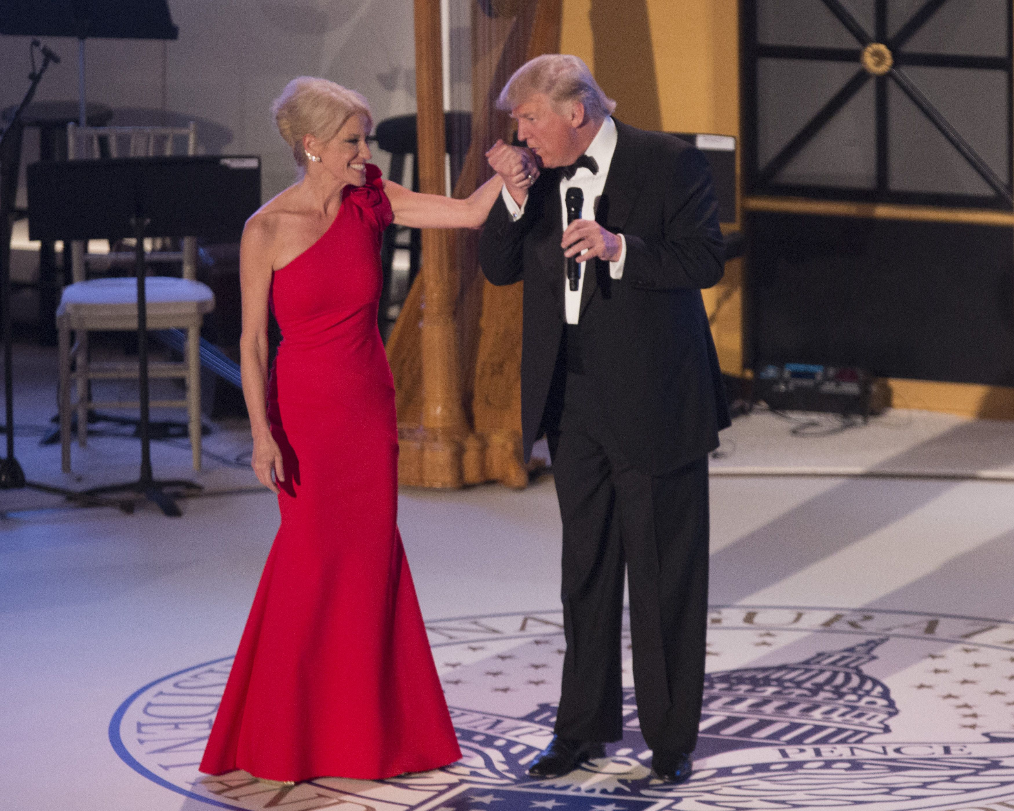 All the Gowns From the Inaugural Ball 2017