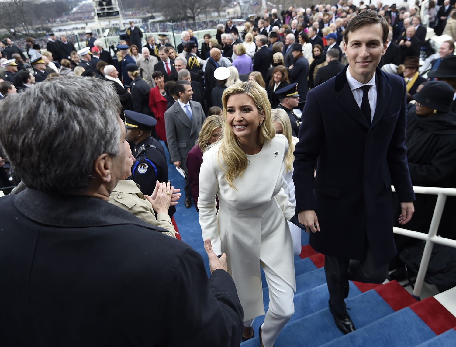 Ivanka Trump's husband has seen his influence dwindle since Trump took  office.