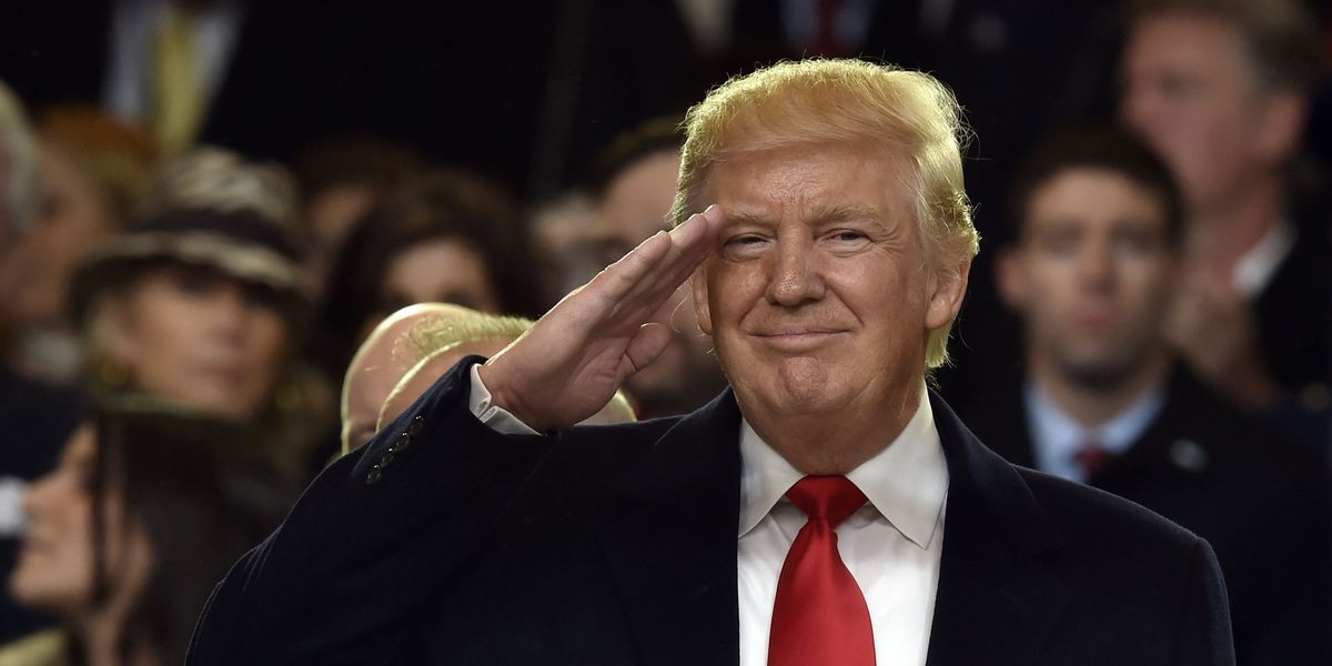 Donald Trump's Military Parade Cancelled Because It's Too Expensive, Costs $92 Million