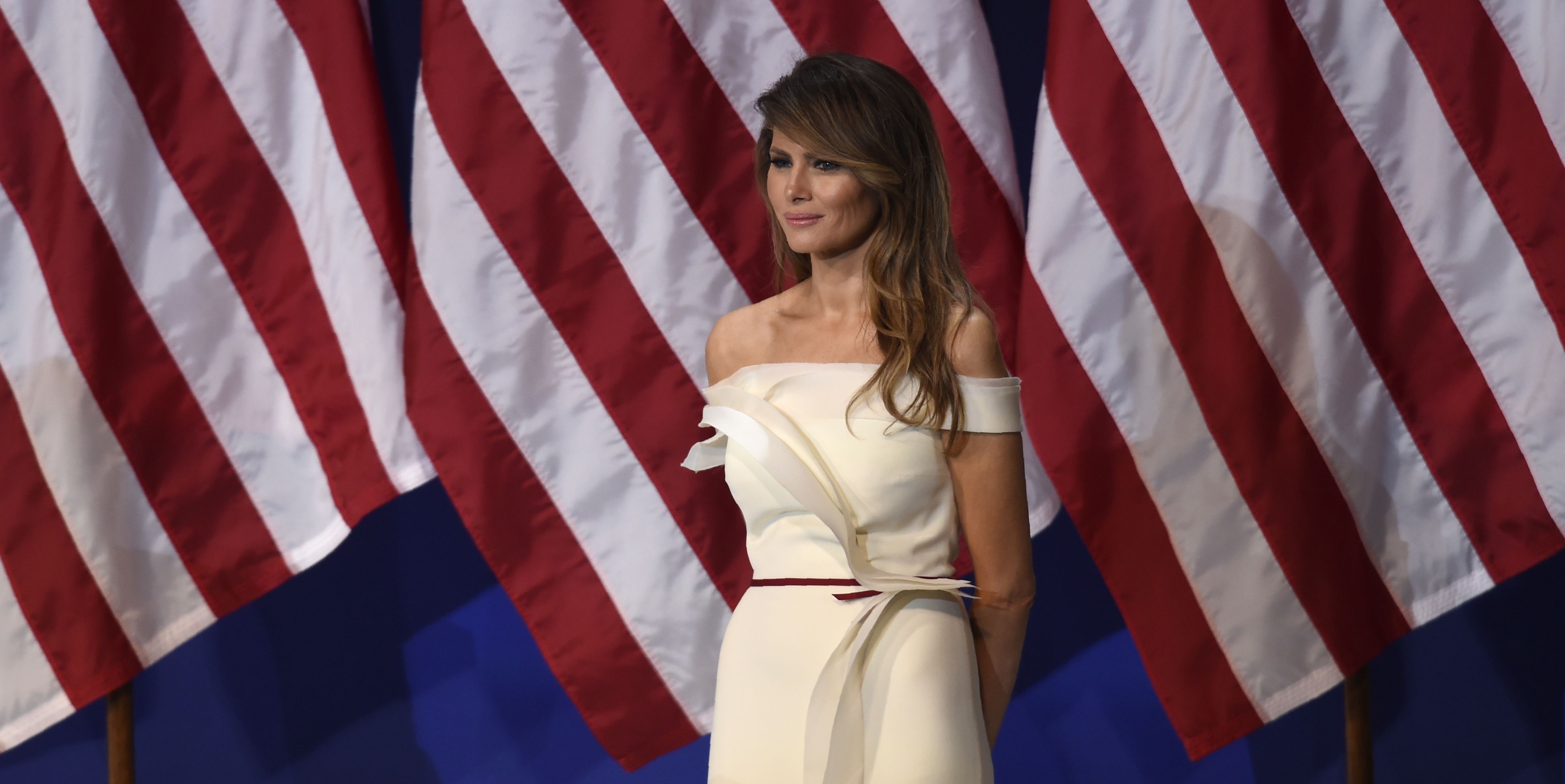 melania trump hired a white house designer - donald trump white house