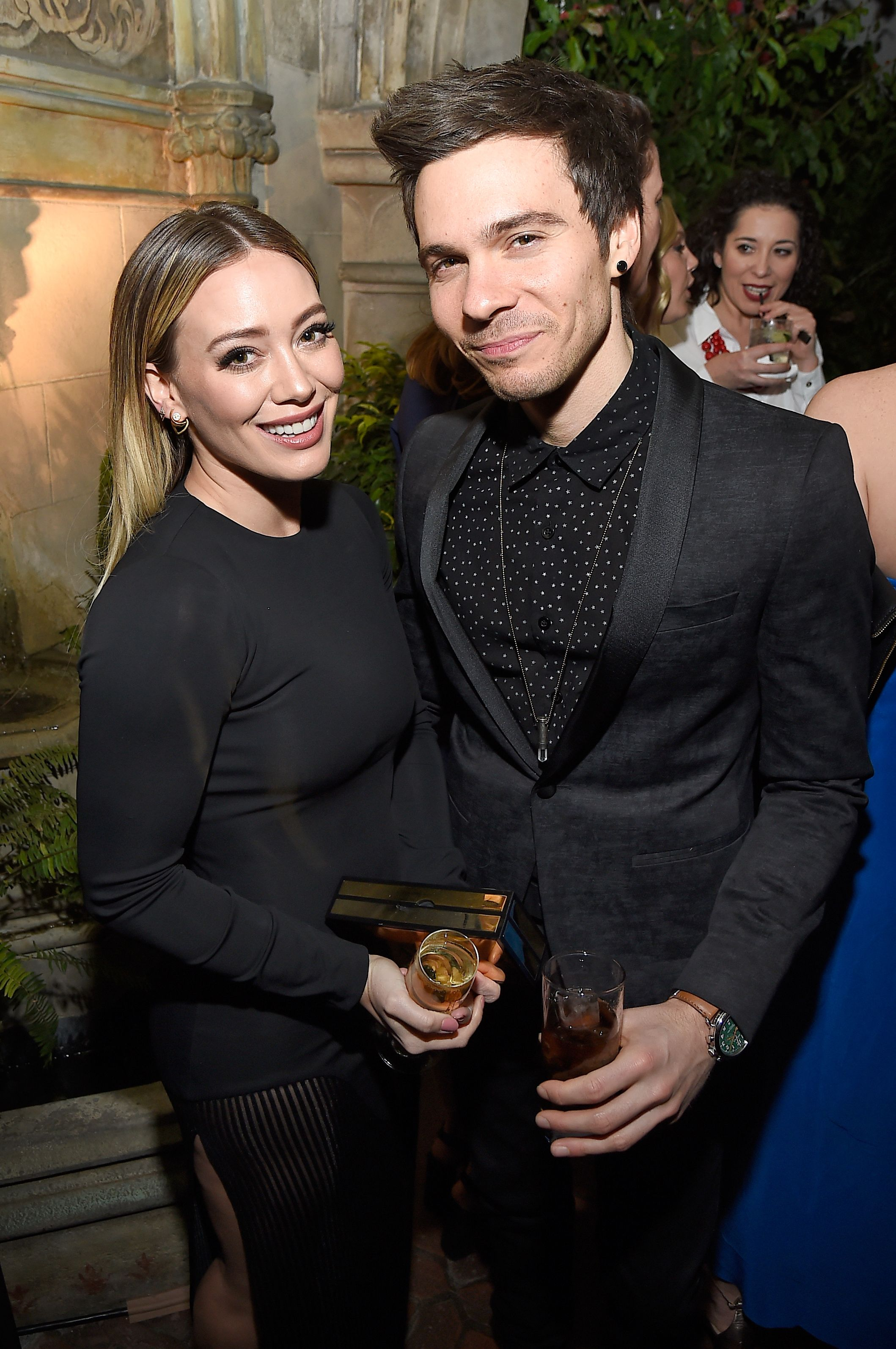 Who Is Matthew Koma? Hilary Duff Announces Engagement To Singer