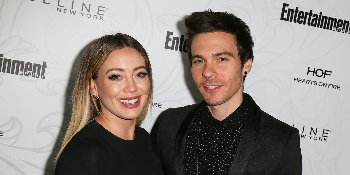 Who is hilary duff dating right now are amber marshall and graham wardle dating in real life
