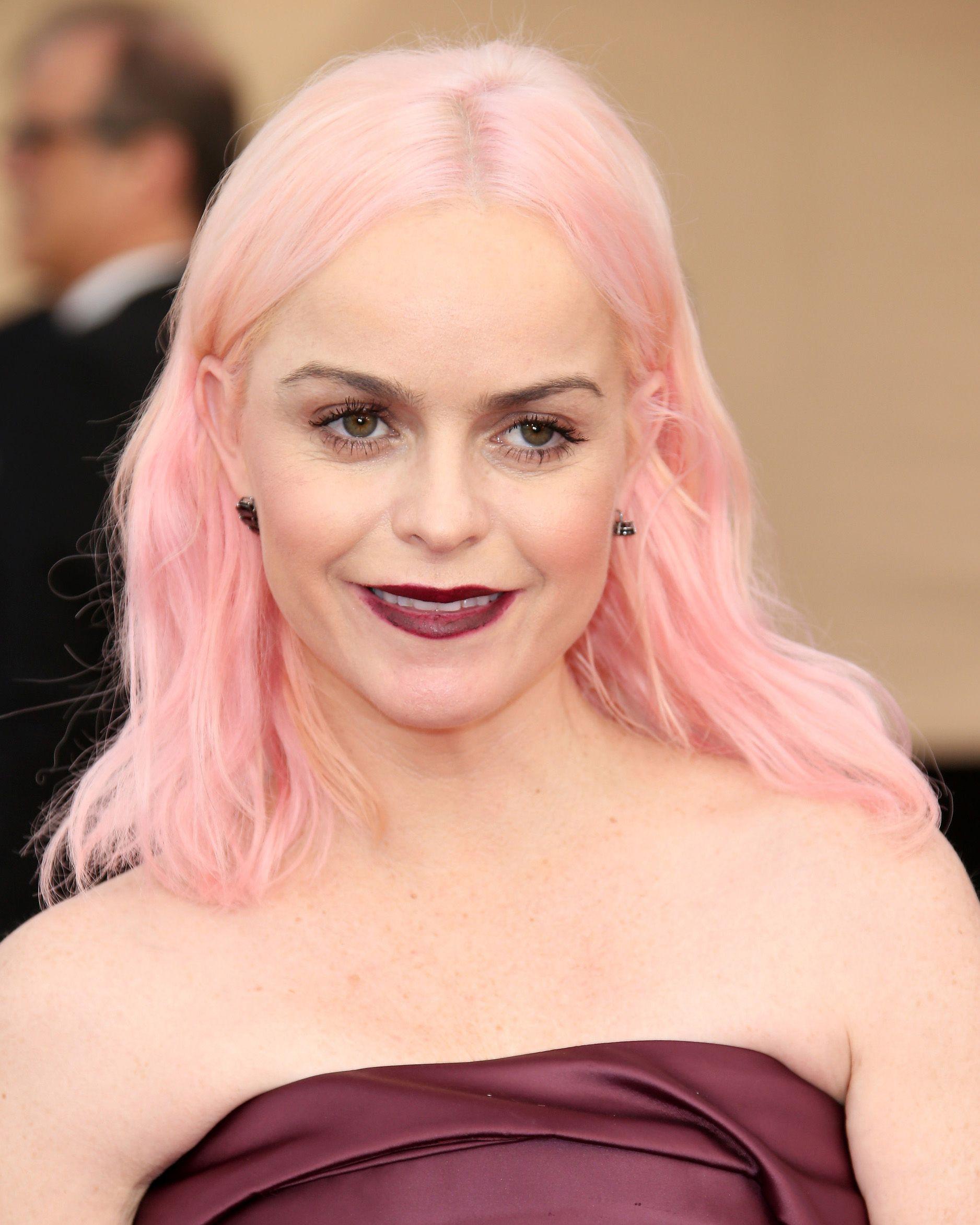 Pink Hair Ideas-Taryn Manning