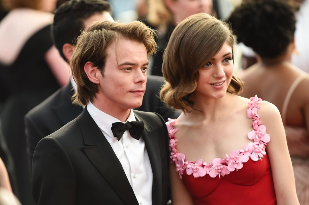 A Timeline of Charlie Heaton and Natalia Dyer's Relationship