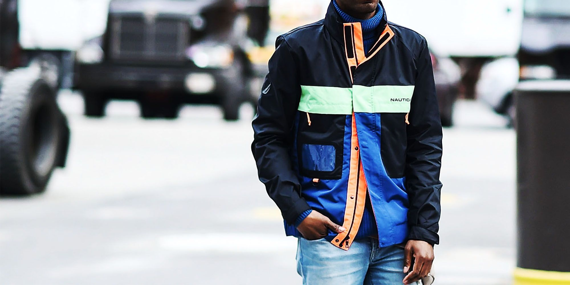 Stop Everything and Get a Windbreaker