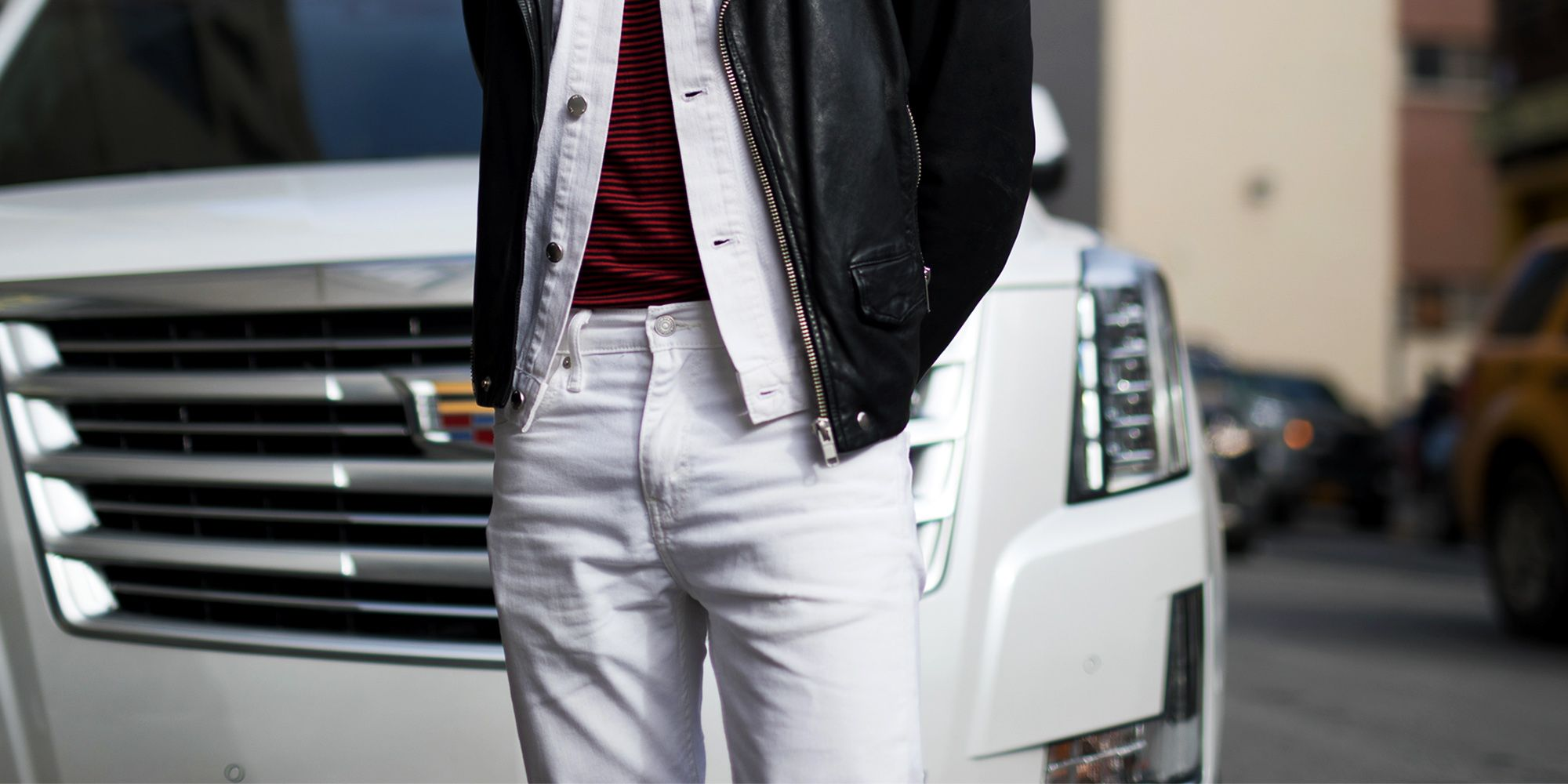 0ae6c96015c 10 Best White Jeans to Wear for Summer 2018 - How to Wear White ...