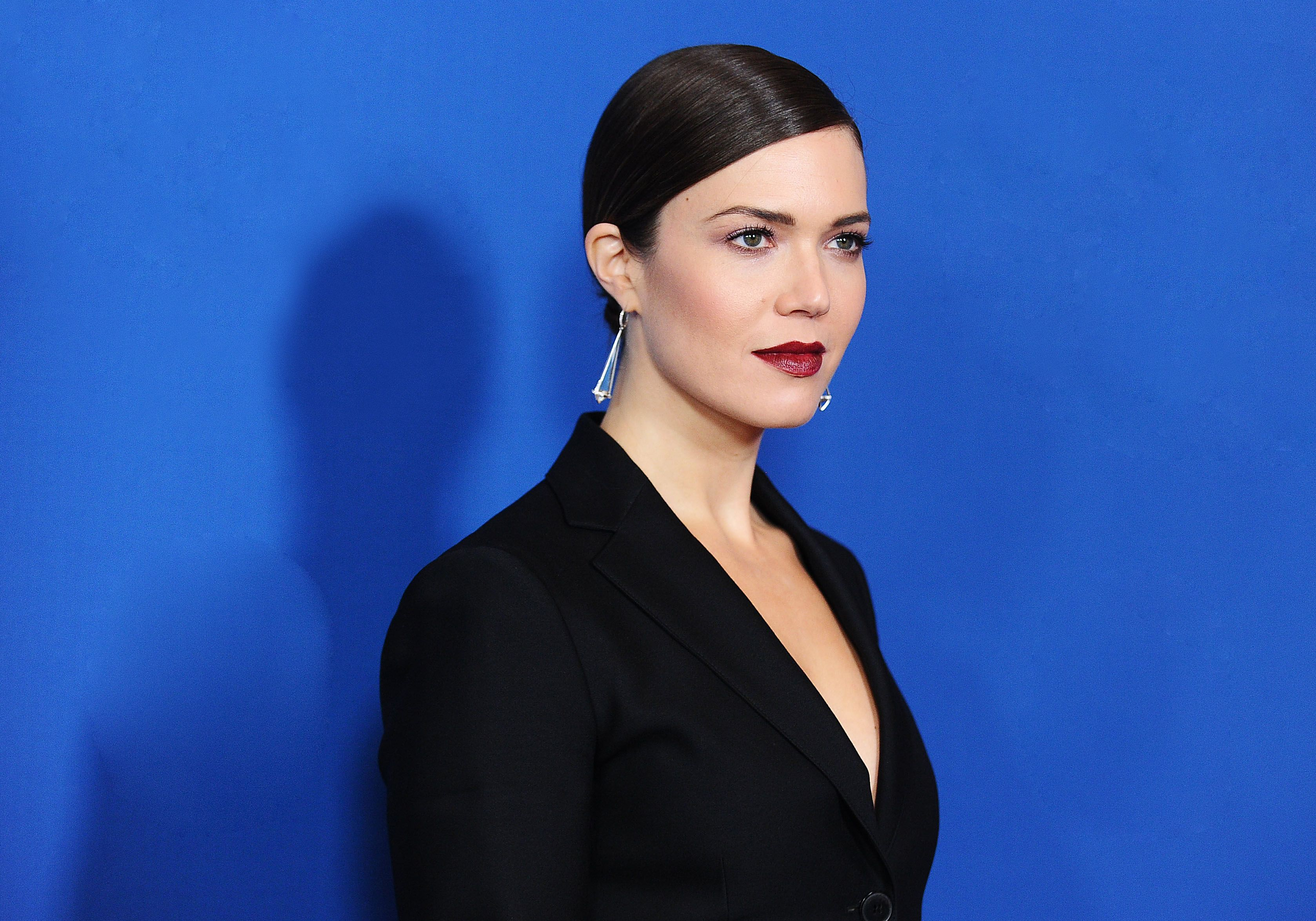 Surprise! Mandy Moore's Perfect Brows Are Microbladed