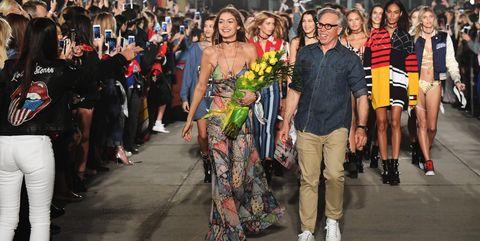 Fashion, Event, Runway, Fashion show, Crowd, Fashion design, Model, Haute couture, Tourism,
