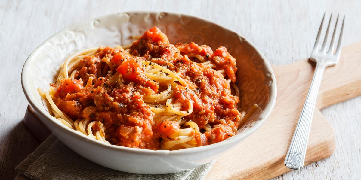 Someone Found a Secret Spaghetti Sauce Recipe in His Garage Wall From 1947
