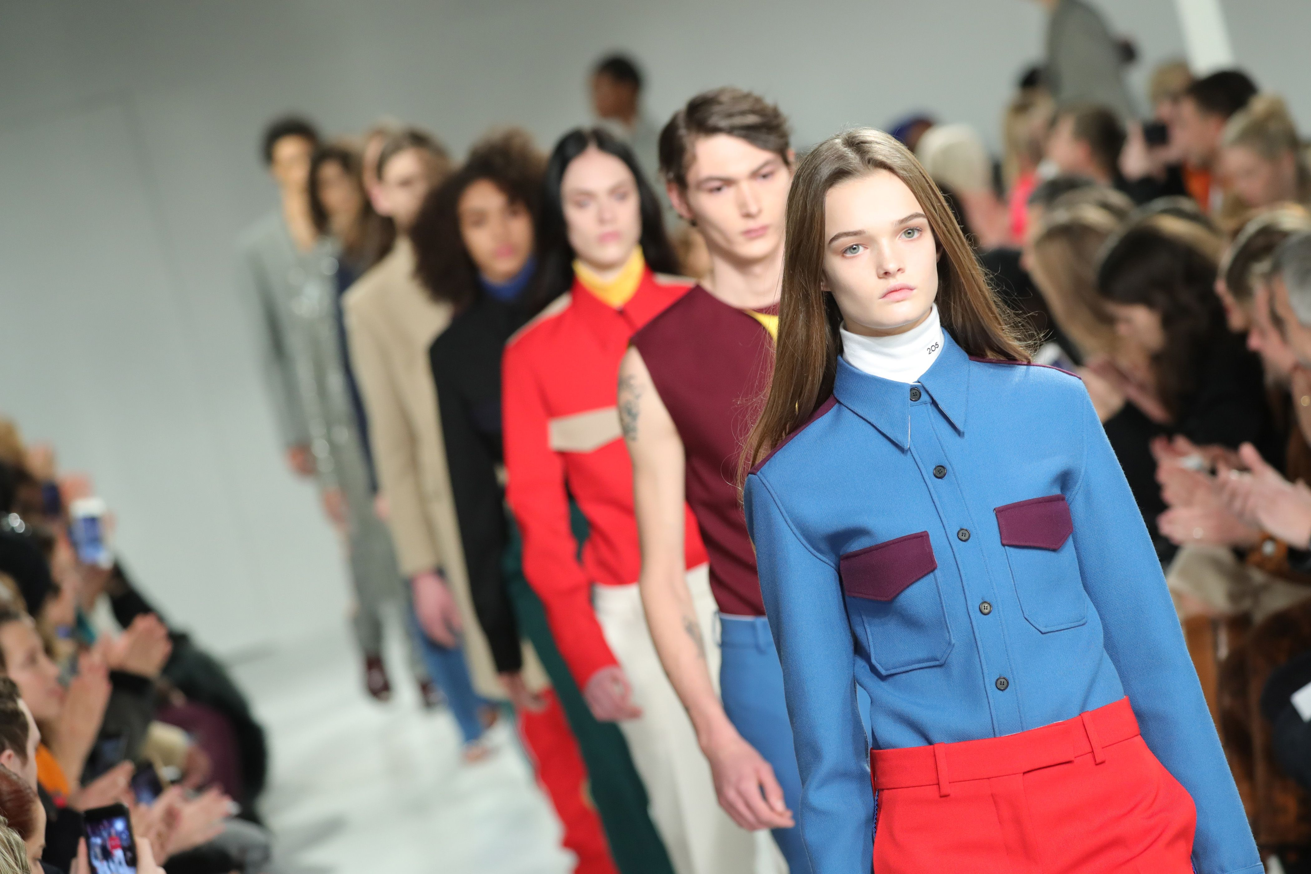 Calvin Klein To Shut Down Its Runway Collection 205w39nyc