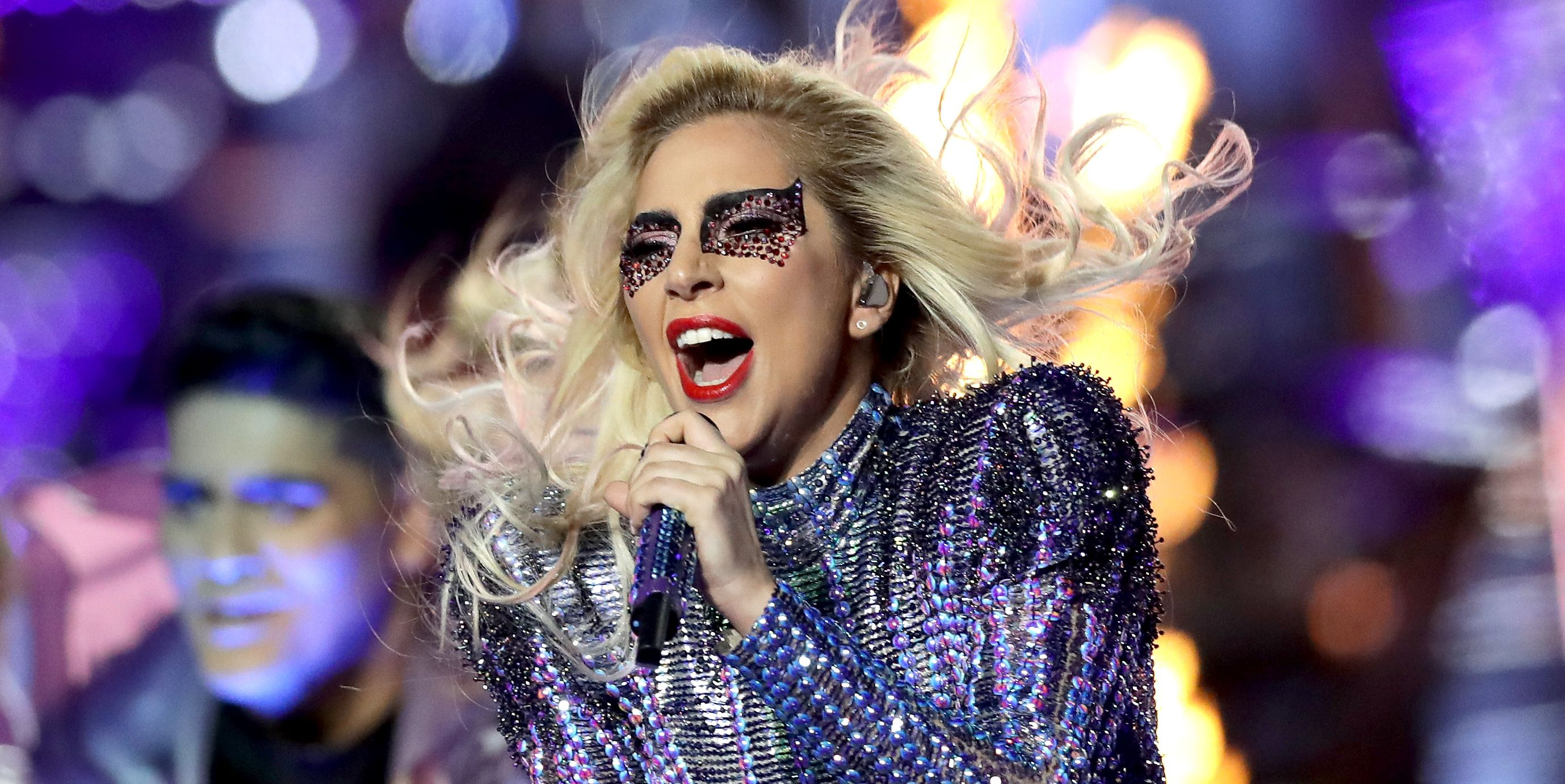 Lady Gaga's Isolated Vocals from the Super Bowl Are Proof She's a Living Legend
