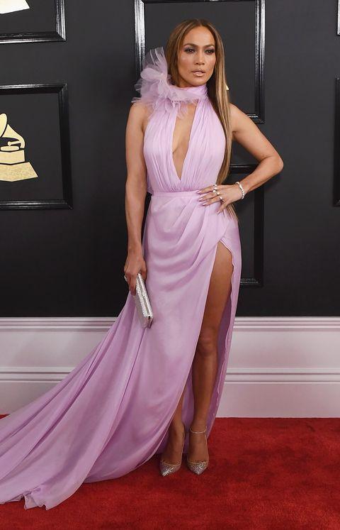 Clothing, Shoulder, Textile, Dress, Joint, Pink, Flooring, Style, Purple, Magenta,