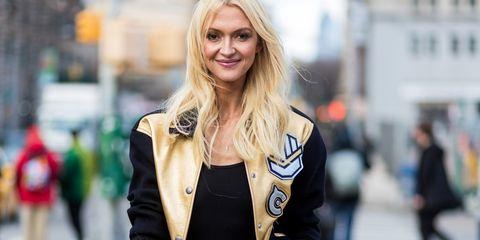 Street Style - New York Fashion Week February 2017 - Day 5