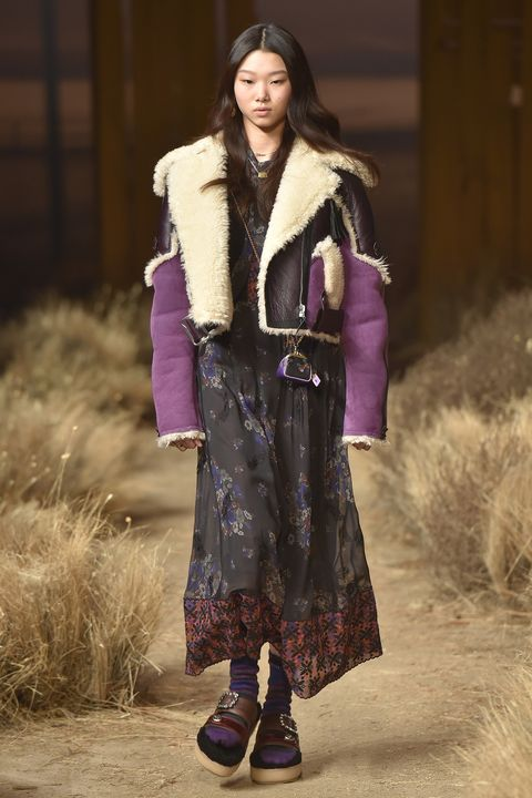 Coach - Runway RTW - Fall 2017 - New York Fashion Week