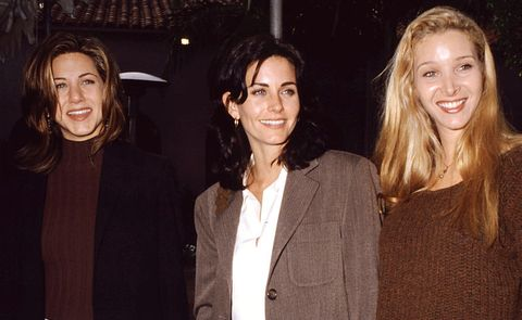 Best beauty lessons we've learnt from Friends
