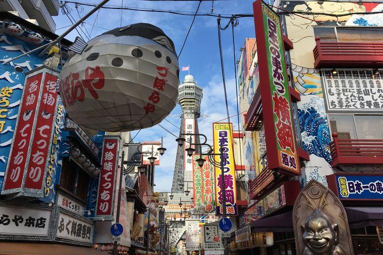 Osaka, la più bella sorpresa del Giappone