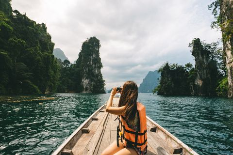 Water, Boating, Vehicle, Boat, Tree, Leisure, Vacation, Summer, Fun, Waterway,