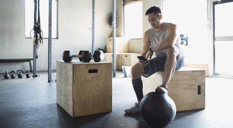 Physical fitness, Room, Crossfit, Interior design,