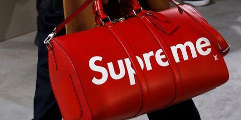 Red, Bag, Fashion, Shoulder, Handbag, Hand luggage, Street fashion, Footwear, Fashion accessory, Luggage and bags,