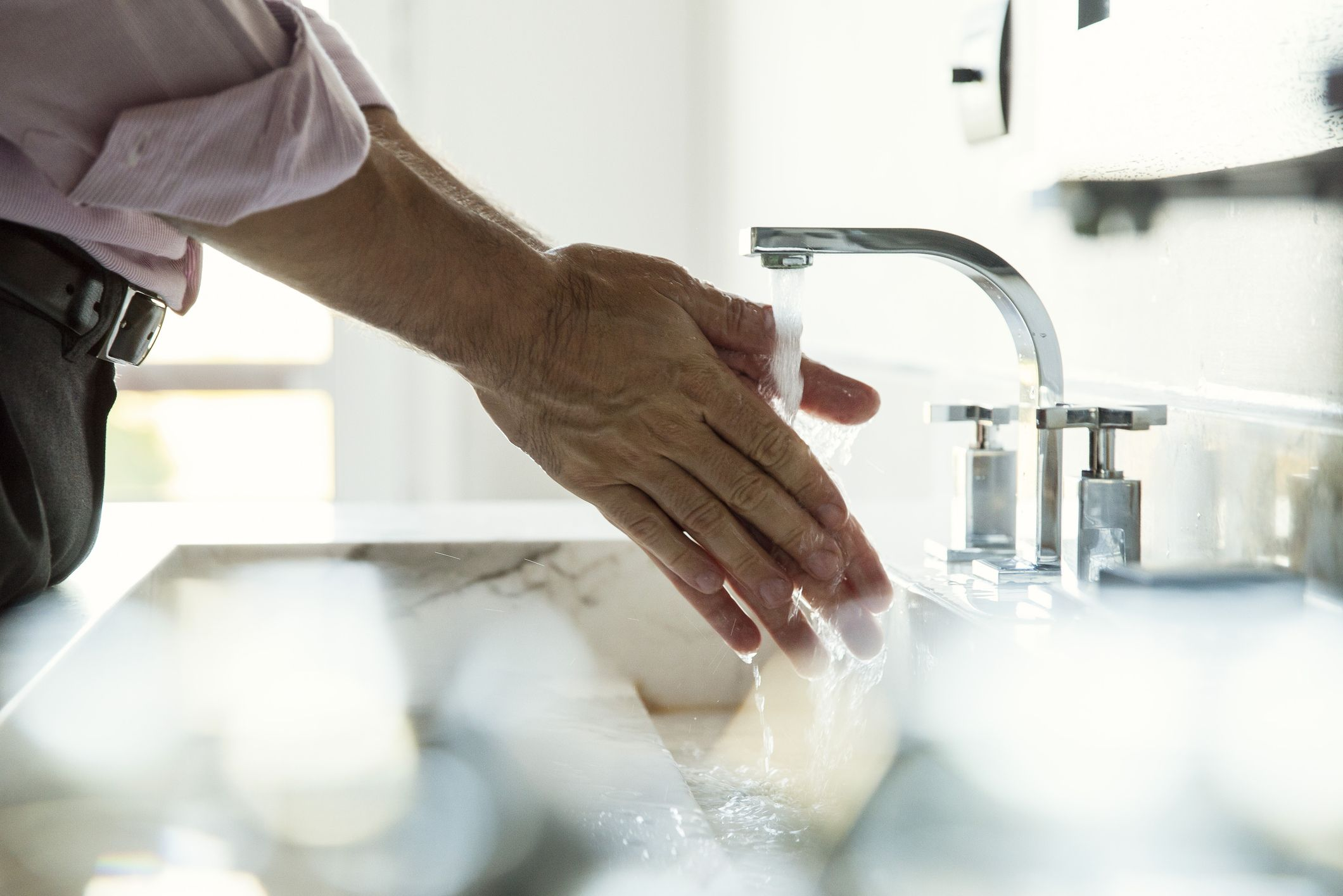 Here's How to Properly Wash Your Hands So You Don't Get the Flu