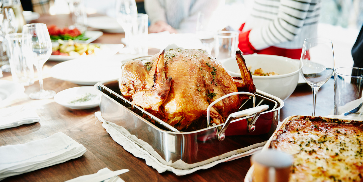 How to Thaw a Frozen Turkey Safely and Quickly, According to Food Safety Experts