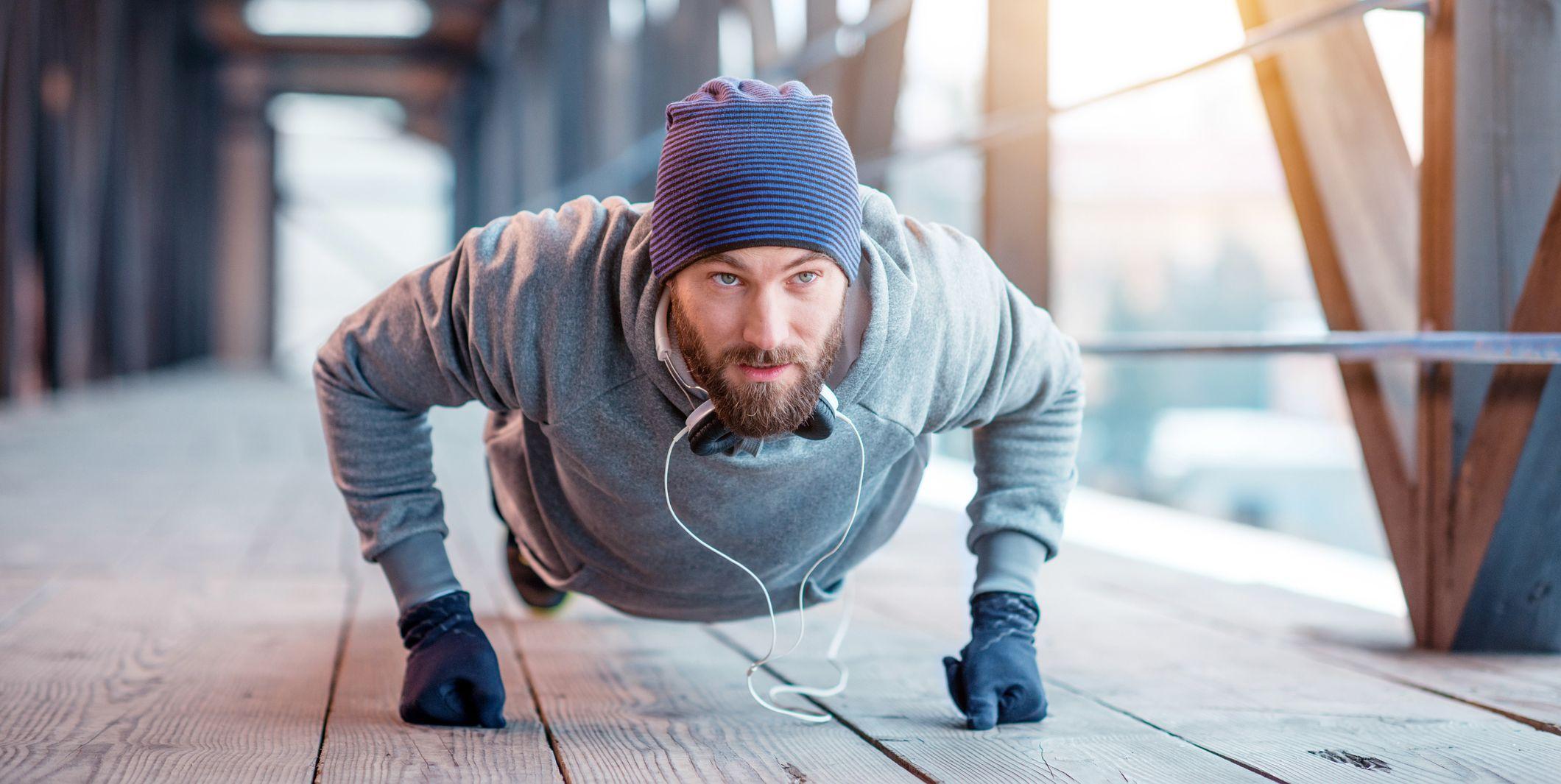 Entrenar en frío quema grasas