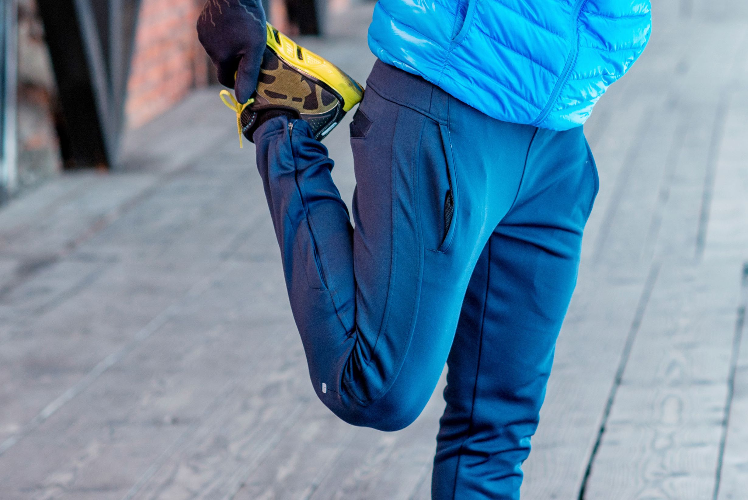 9 Men's Workout Pants for When You're Tired of Running in Tights