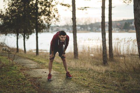 Train Your Brain to Get Through Difficult Runs