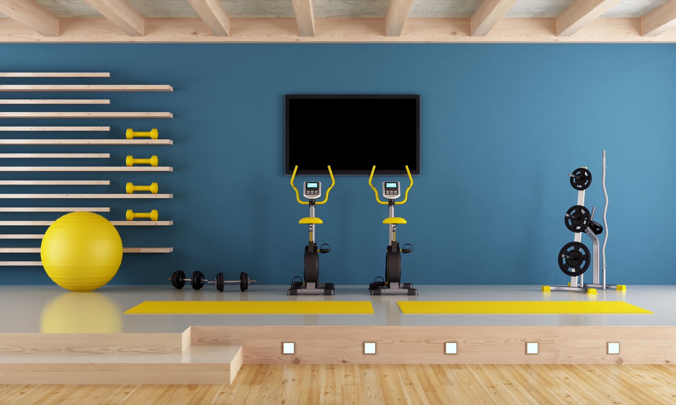 Best home gym ideas in home gym design