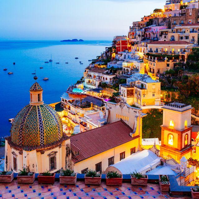 de italiaanse kust