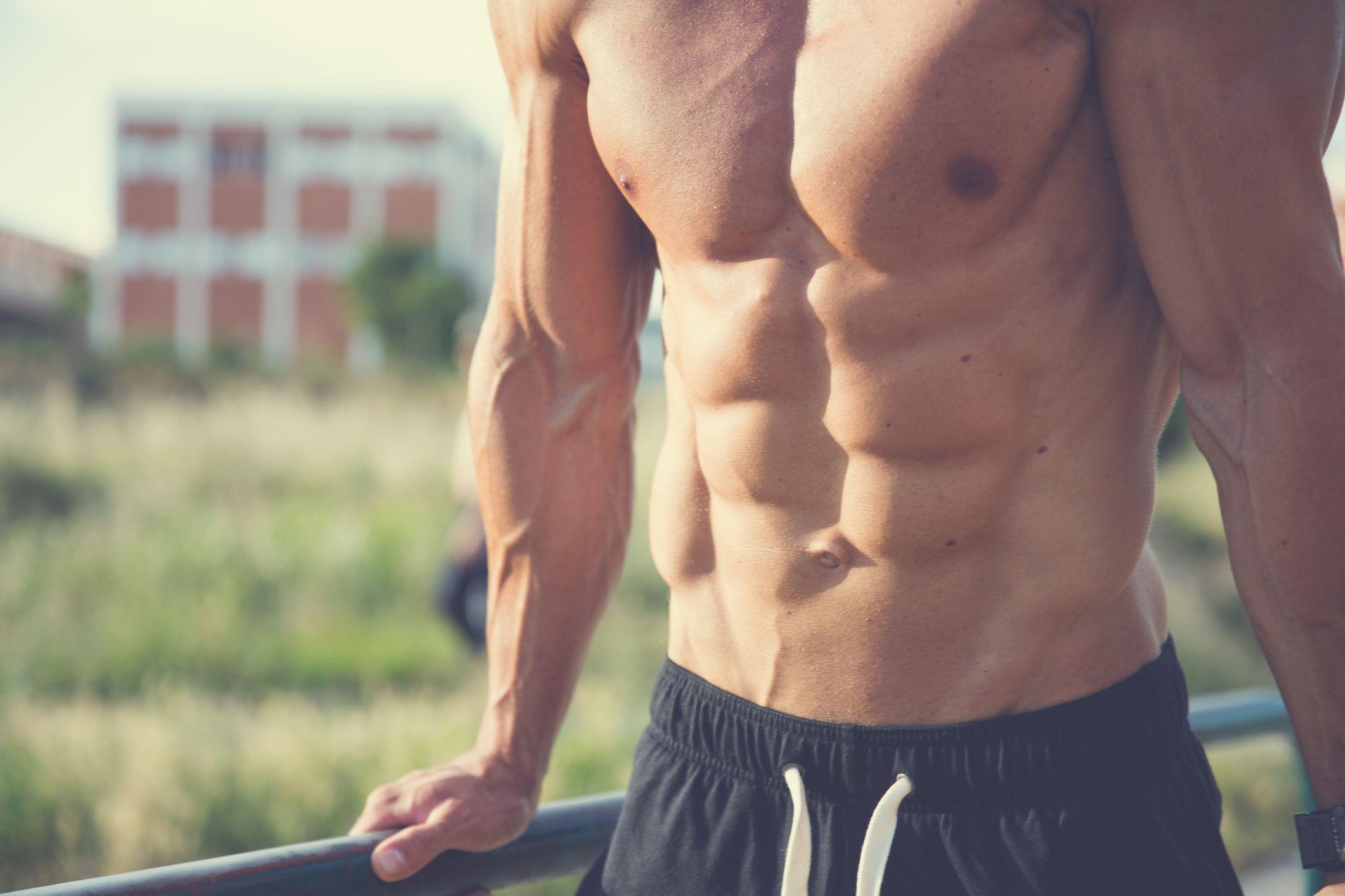 es bueno hacer abdominales para adelgazar