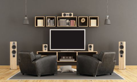 How to Build a Great Home Entertainment System