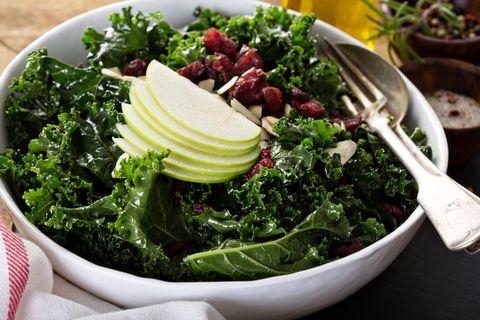 kale vitamin a foods