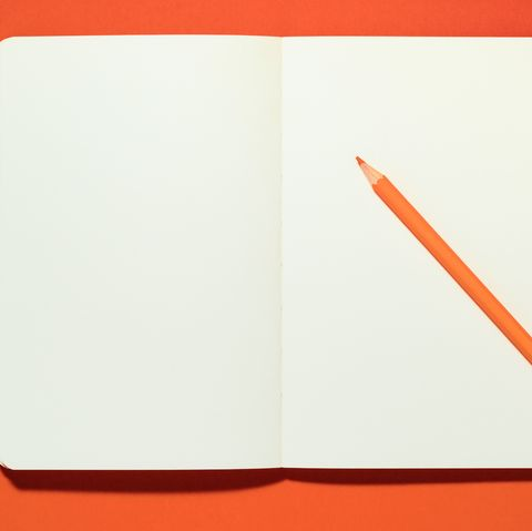 Notebook, Orange, Paper, Paper product, Art paper, Stationery, Construction paper,