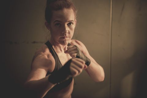 I Teach Self-Defense to Runners. Here Are the 4 Things You Need to Know.