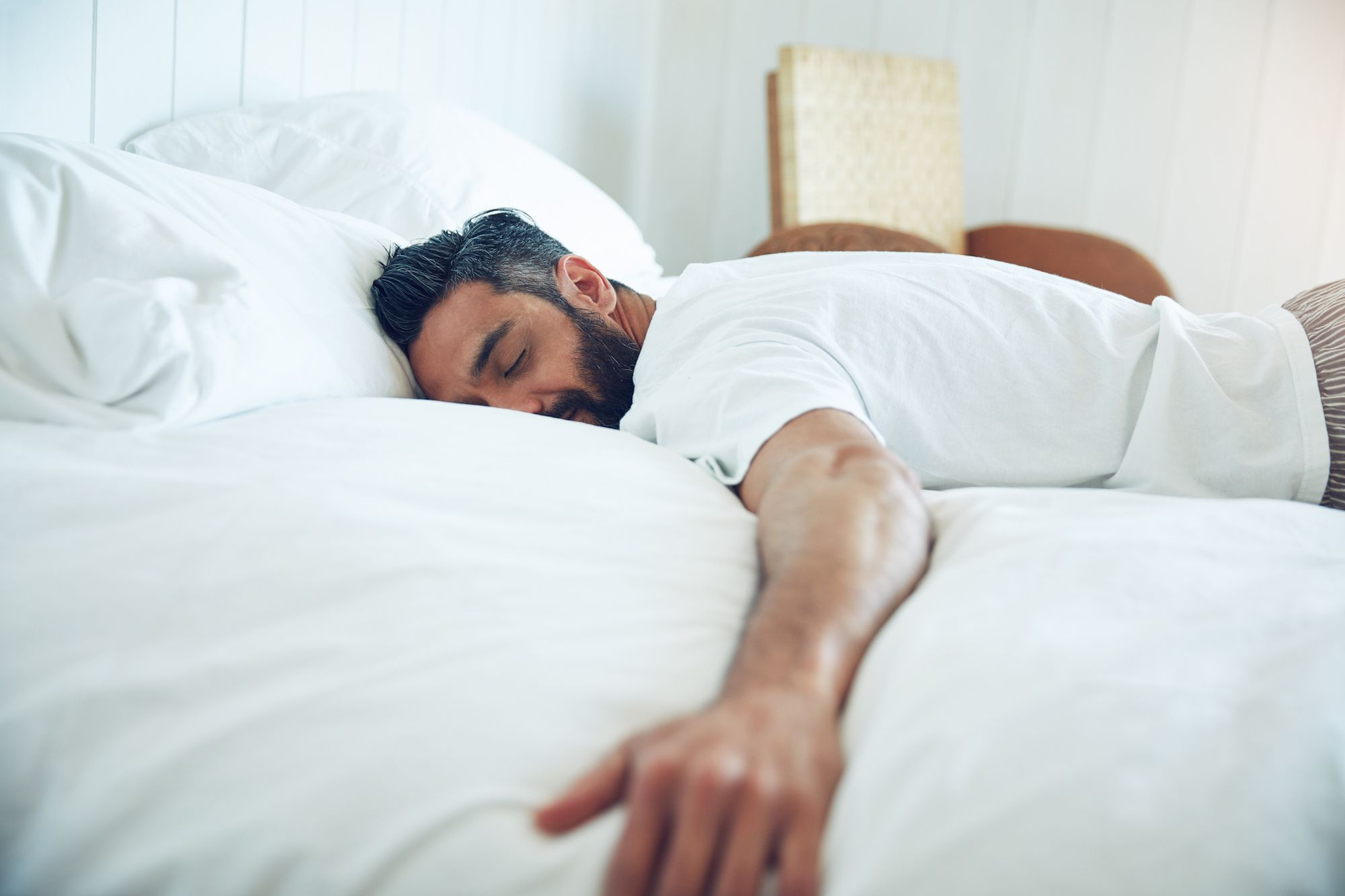 Sleeping in on the Weekends Could Help You Live Longer