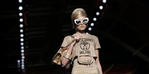 Eyewear, Fashion accessory, Sunglasses, Goggles, Fashion design, Curtain, Belt, Fashion model,