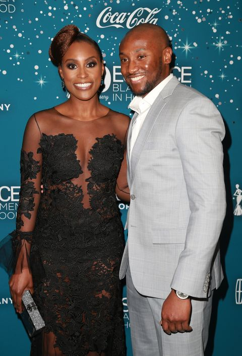 Who Is Louis Diame Issa Rae S Longtime Boyfriend And