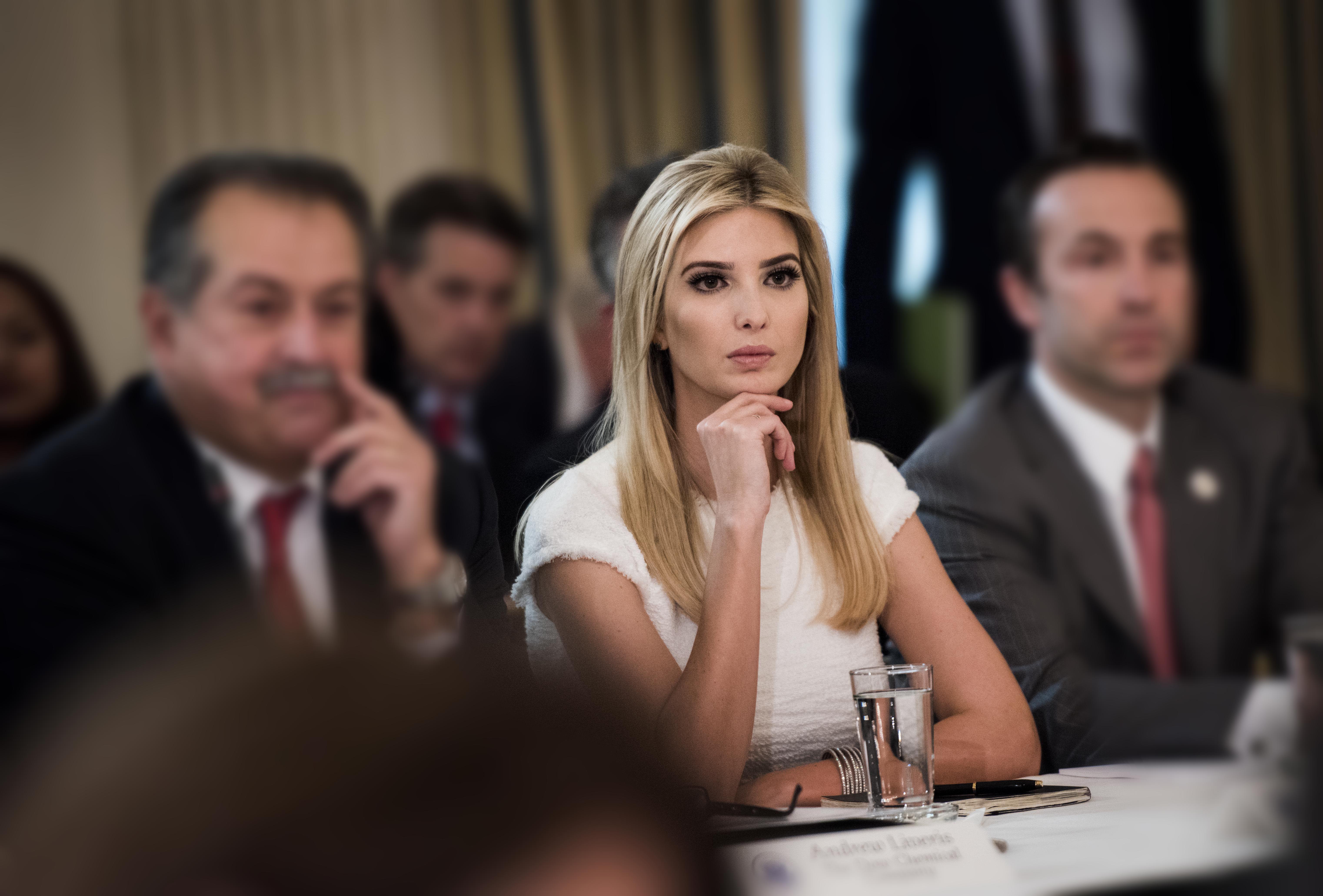 Ivanka Trump And White House Nepotism   Ivanka Doesn     t Represent