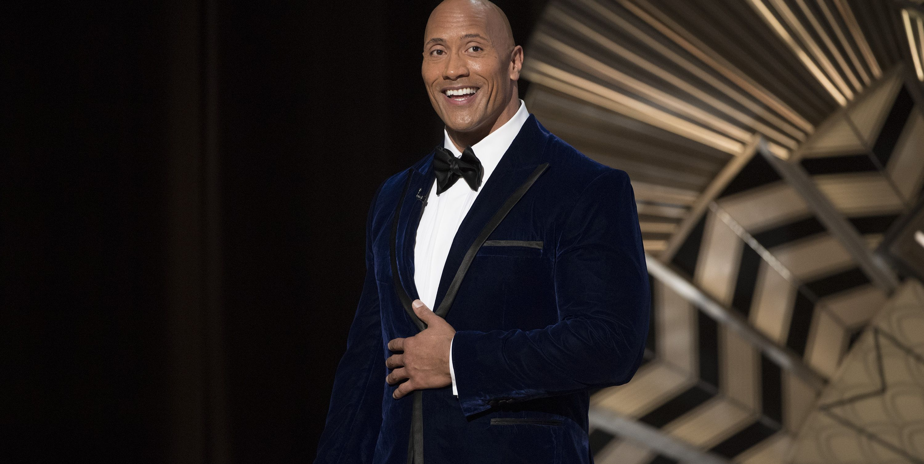 Dwayne Johnson Is Seriously Thinking About Running For President
