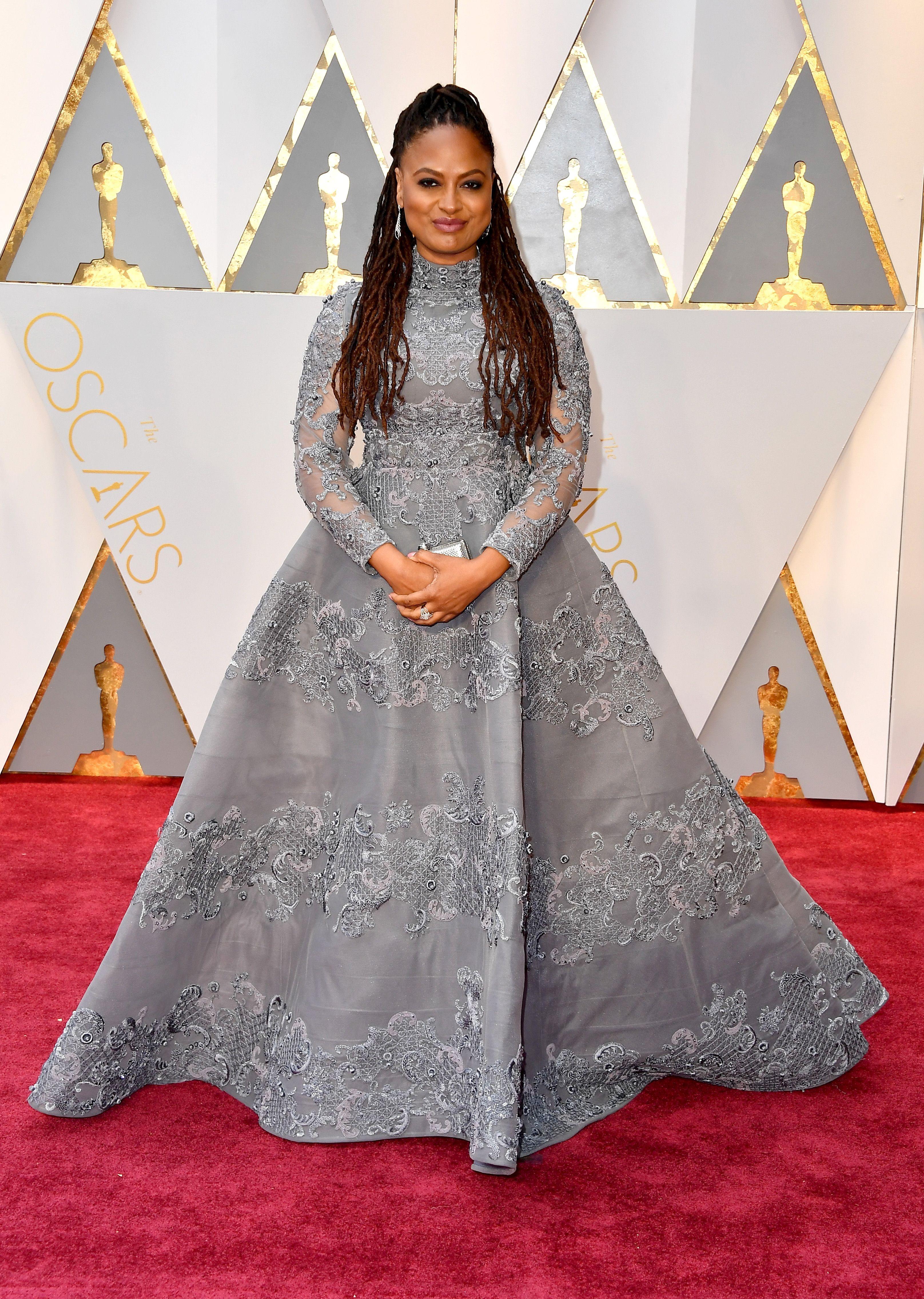 Ava DuVernay Dress on Oscar