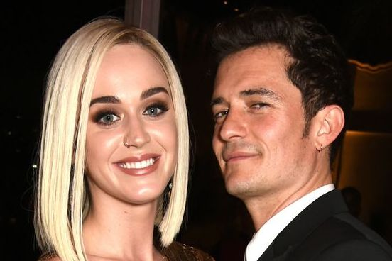 Katy Perry and Orlando Bloom Got Engaged on Valentine's Day and Her Ring Is Amazing