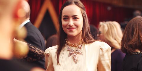 Dakota Johnson On Fifty Shades Freeds Wedding Dress Nude Scenes