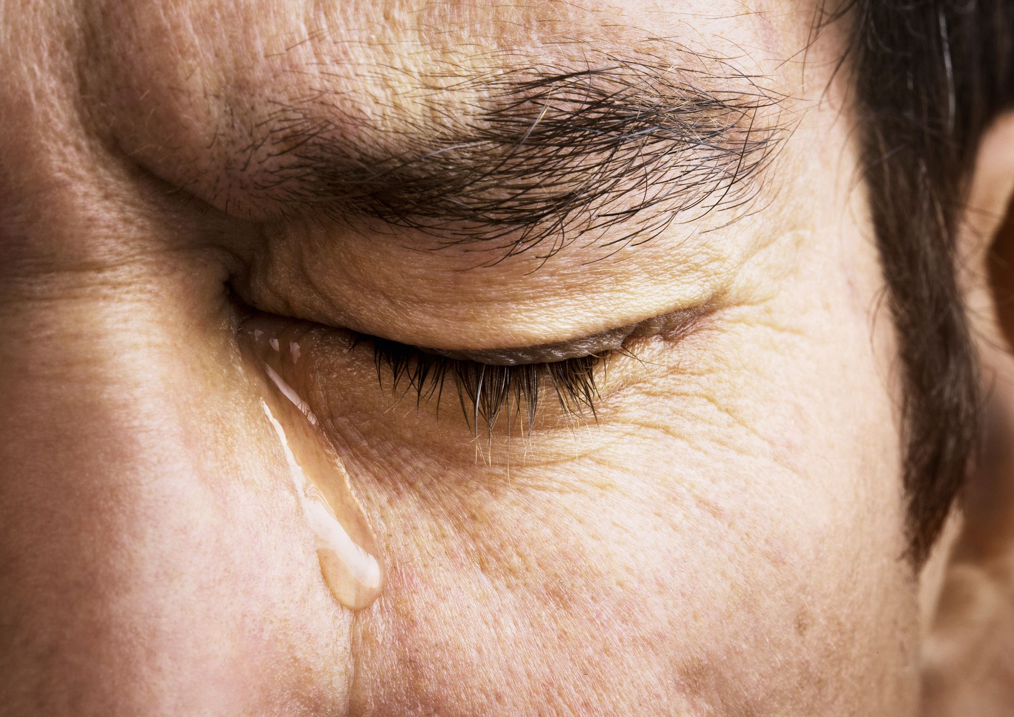 Why Crying Makes You Tired and Emotionally Drained