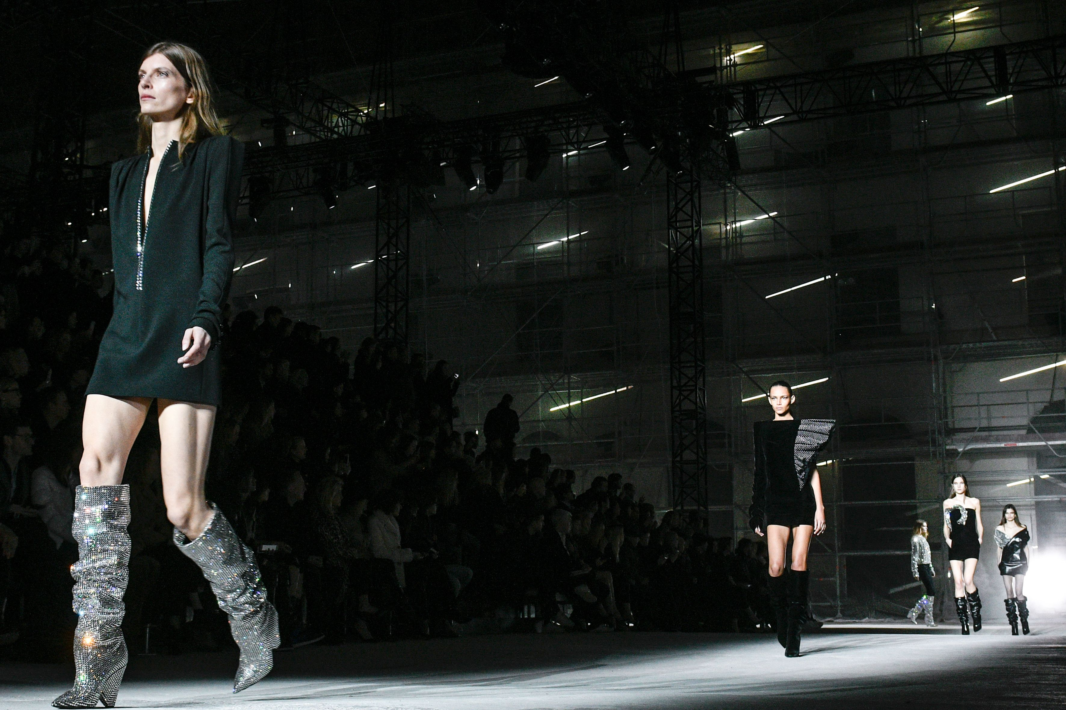 Glitter Boots for All Your Holiday Outfits